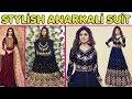 Designer & Stylish Anarkali Salwar Kameez ll Online Shop ll 17 Nov 2018