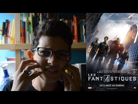 REVIEW - Les 4 Fantastiques poster