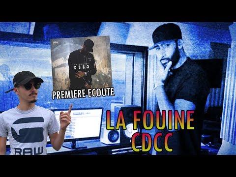 LA FOUINE - CDCC (L'ALBUM DE TROP POUR LA FOUINE??) [PREMIÈRE ECOUTE]