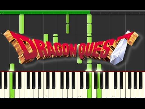 Dragon Quest - Overture (Piano)