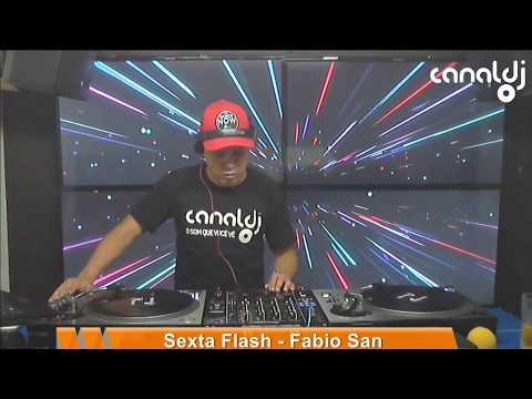 DJ Fabio San - Eurodance - Programa Sexta Flash - 17.01.2020