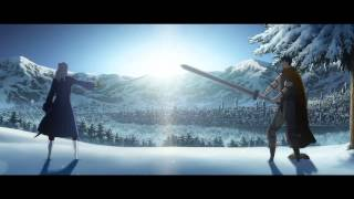 Watch Berserk: The Golden Age Arc III - The Advent Anime Trailer/PV Online