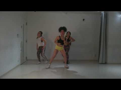 RDX Bang / dancehall choreography by CHIAKI