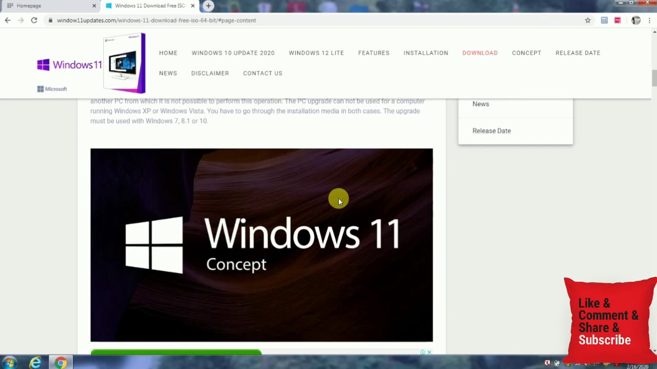 How to download Windows 11 free and upgrade - YouTube