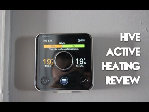 Hive Active Heating (2nd Generation) - Full Review from a Daily User