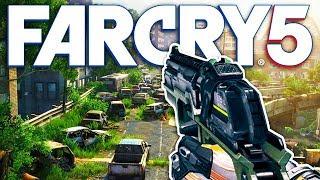 Far Cry 5 MONDO POST-APOCALITTICO!!! (FAR CRY ARCADE)