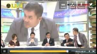 「たかじんnoマネー」の生放送中に、橋下徹大阪市長の「小銭コメンテイ...