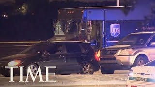 4 Killed In Miami Shootout After Robbers Hijacked A UPS Truck | TIME