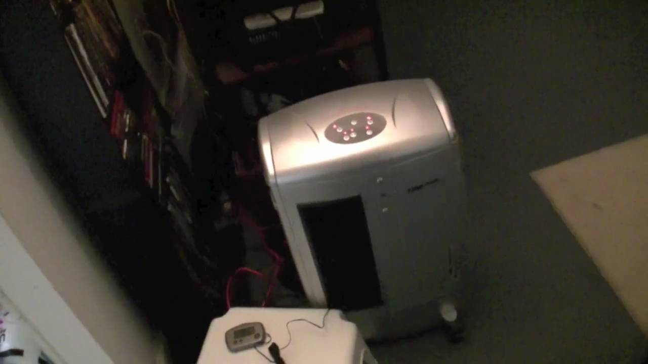 KuulAire KA30 Portable Evaporative Swamp Air Cooler