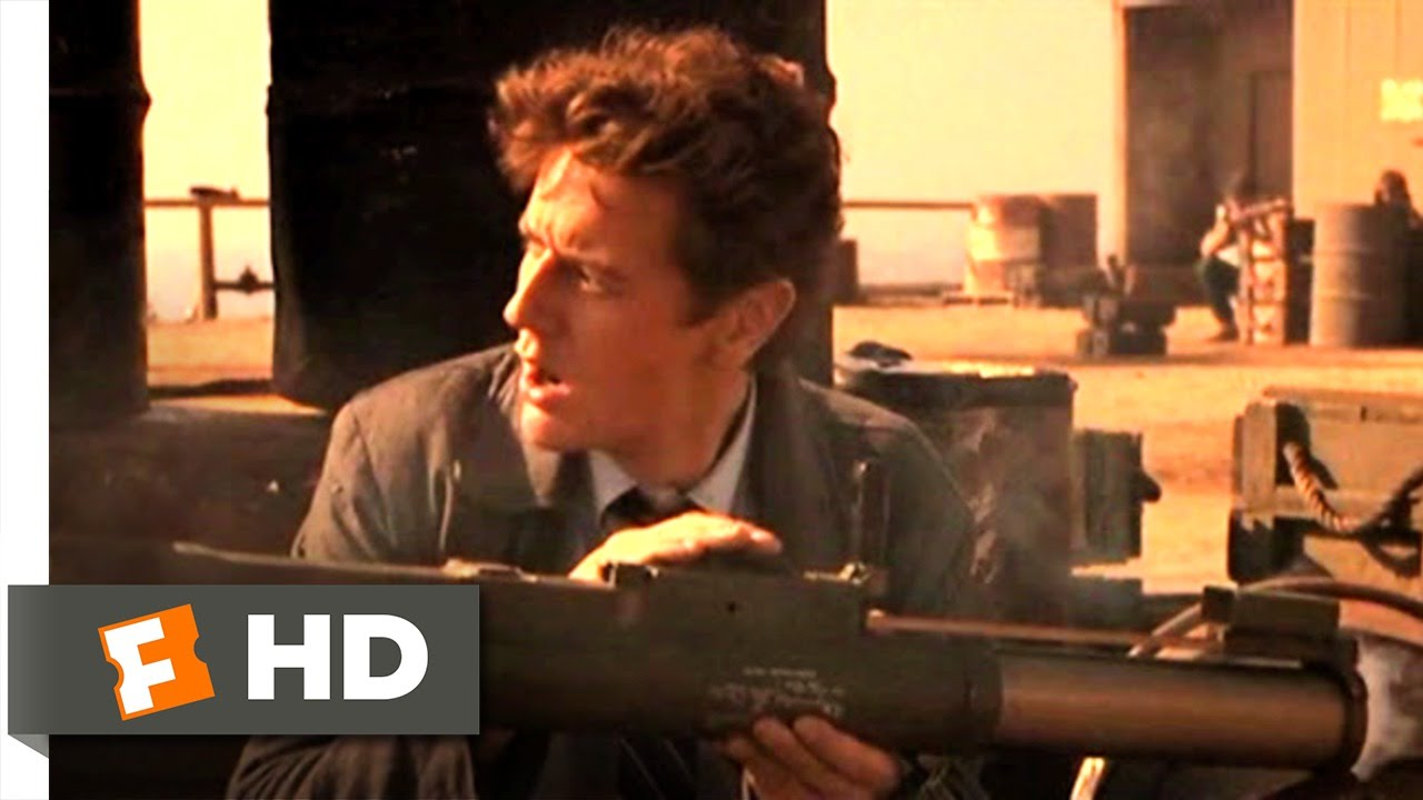 Beverly Hills Cop 2 5 10 Movie Clip F Rambo 1987 Hd Youtube