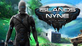 ISLANDS OF NYNE: BATTLE ROYALE▼ ДАВАЙ ВЗГЛЯНЕМ? ▼НОВЫЙ PUBG В БУДУЩЕМ! ИДЕМ В ТОП!