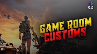GAMEROOM CUSTOMS | PRACTICE SESSION | live streaming by potHEAD