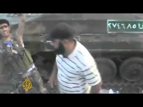 Syria rebels seize parts of Deraa's Nawa city