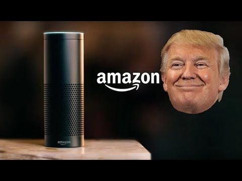 Introducing Amazon Trump