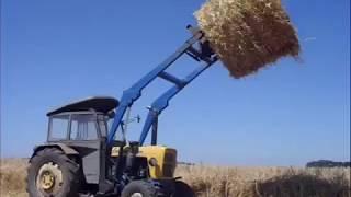 6 POLSKIE ROLNICTWO Polskie maszyny rolnicze z okresu PRL u