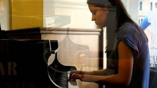 Aperitivo musicale al Caffè degli Specchi (Trieste, 30.4.2014)