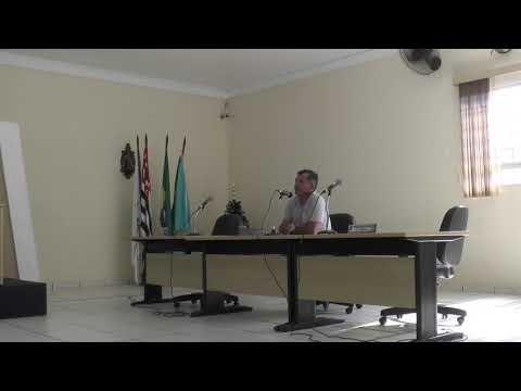 17ª Sessão Extraordinária da Câmara Municipal de Araçoiaba da Serra SP- 2019.