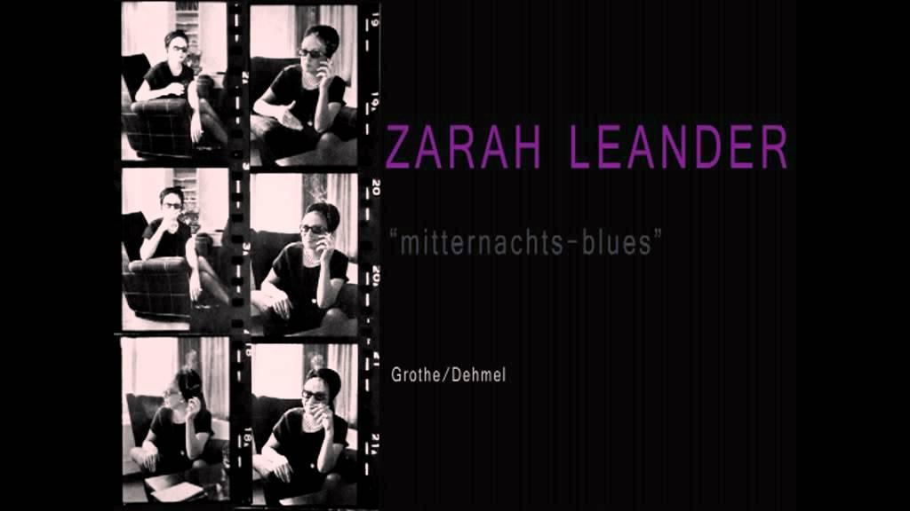 Lyric midnight blues lyrics : zarah leander