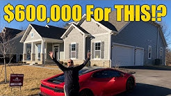 Motivation Cribs: $600,000 Home Review - What 600k Buys You In The Suburbs.