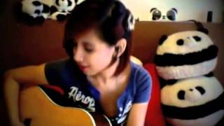 Gangnam Style Acoustic Cover - Steph Micayle