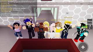 Dance dance dance! Oh yeh let's all DANCE |~ roblox (not a role play)