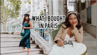 WHAT I BOUGHT IN PARIS : CELINE, CHANEL, MONOPRIX...   DadouChic