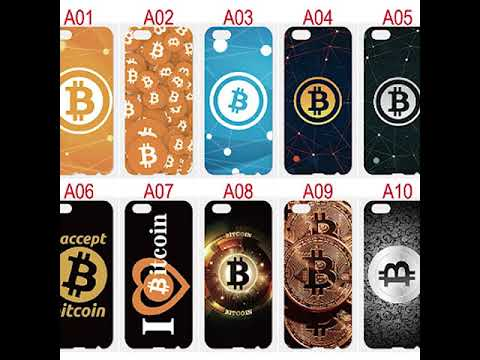 Bitcoin IPhone Case For 5,6,7,8 Plus And X