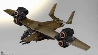 Berikut Adalah Beberapa Konsep Pesawat Masa depan Dan Tercanggih