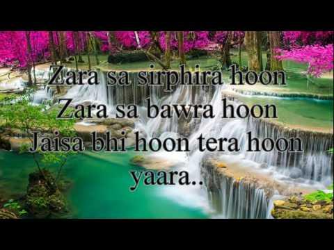 Dhal Jaun Main Lyrics Rustom Jubin...