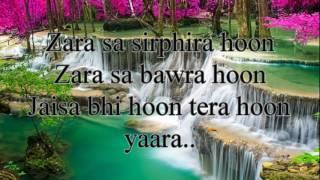 Dhal Jaun Main Lyrics Rustom Jubin Nautiyal, Aakanksha Sharma