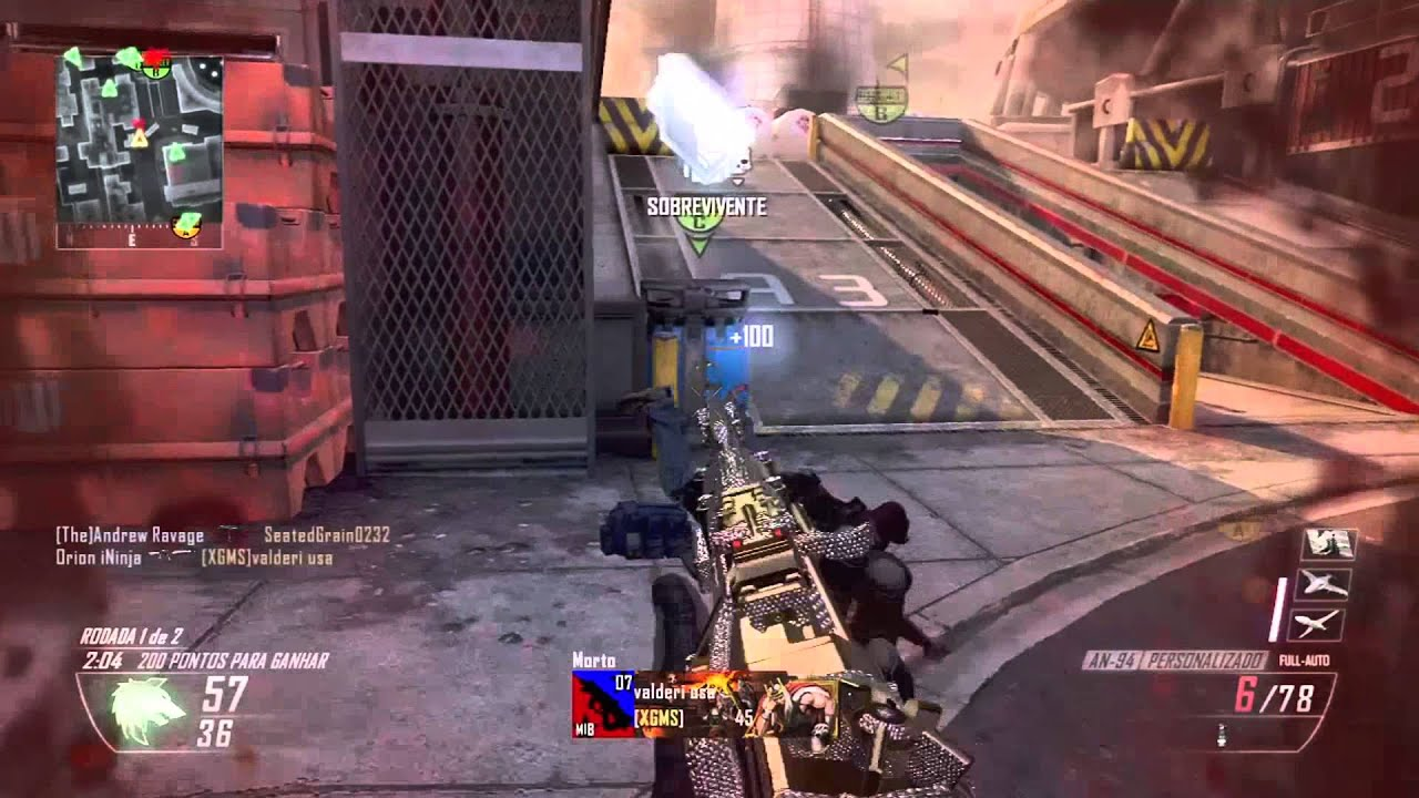 Black Ops 2: Just Another Day (Daytage)