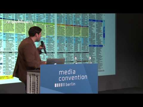 MEDIA CONVENTION Berlin 2015 - Was Podcasts von der Zukunft lernen können on YouTube