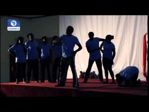 Art House Tours The Nation With National Troupe Of Nigeria pt 1