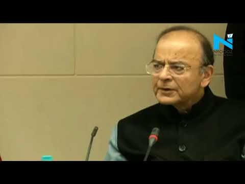 Inter-state e-way bill from February 1- Arun Jaitley