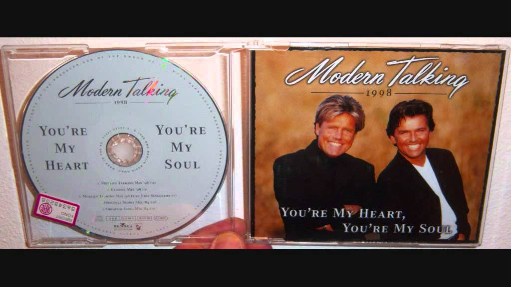 Modern Talking Featuring Eric Singleton - You're my heart, you're ...