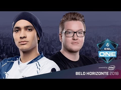 CS:GO - Team Liquid vs. FaZe [Dust2] Map 2 - Semifinal - ESL One Belo Horizonte 2018