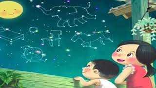 เพลงเสริมพัฒนาการสมองและความจำ    เพลงพัฒนาสมอง - เพลงจันทร์เจ้าเอ๋ย 1 ชั่วโมง เพลงกล่อมเด็ก