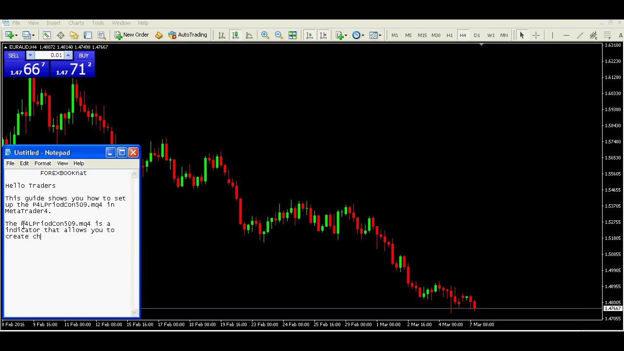8 hour time frame forex