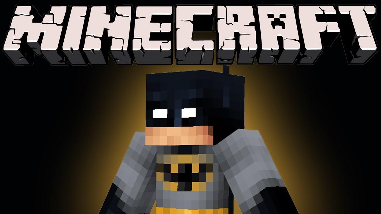 Minecraft Batman Returns Youtube