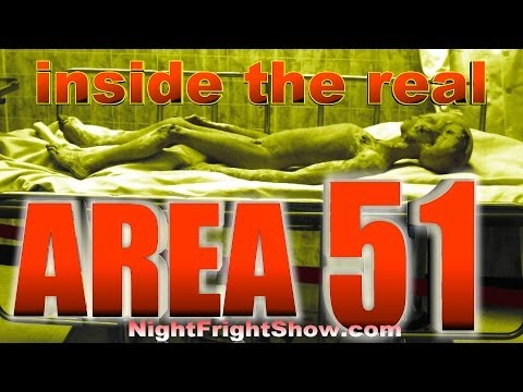Area 51 video inside the real UFO technology  bodies Tom Carey Night Fright   Brent Holland