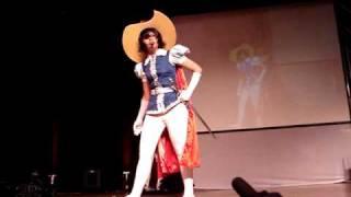 """WCS 2008 - Brazil 2nd Place - """"A Princesa e o Cavaleiro"""" (Ribbon no Kishi)"""