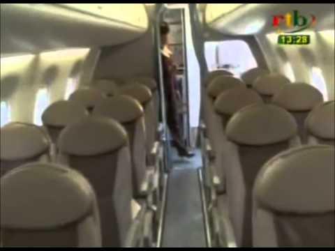RTB - Air Burkina vient de se doter d`un aéronef de 68 places