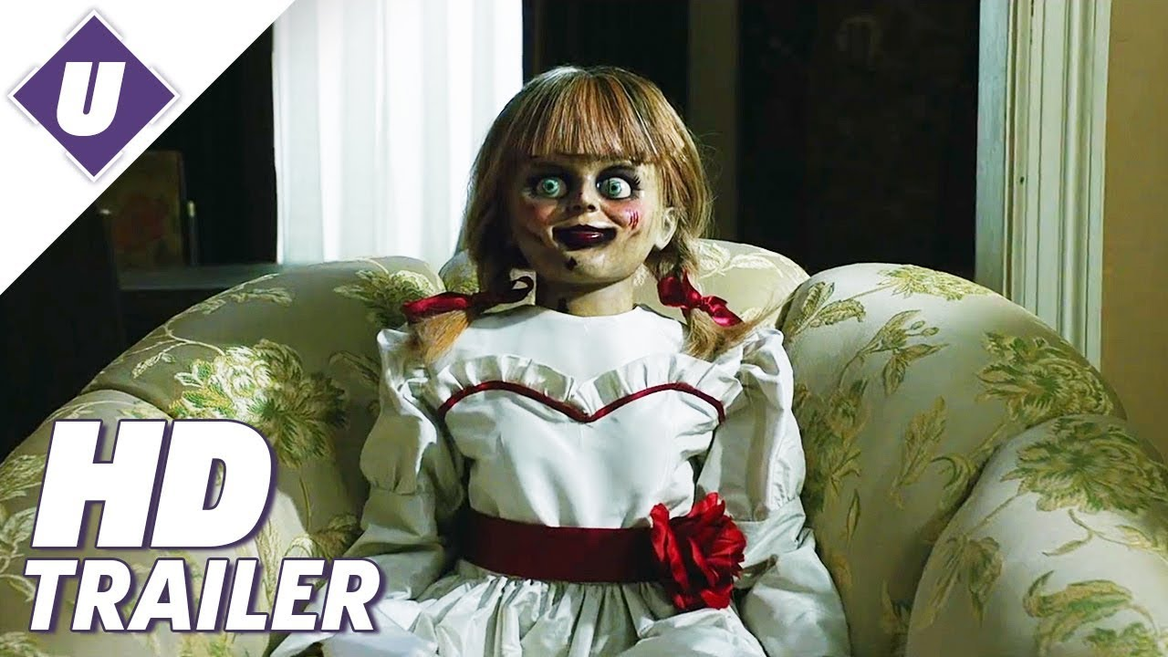 Download Annabelle Comes Home (2019) - Official Trailer 2