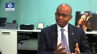 Diamond Bank MD, Uzoma Dozie On Nigeria's Banking Sector and Policies (PT1) 21/09/15