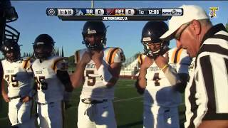 Turlock vs Freedom High School Varsity Football LIVE 8/17/18