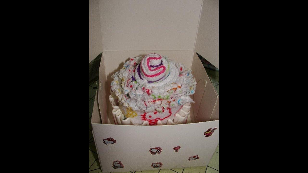 Sock Cakes Baby