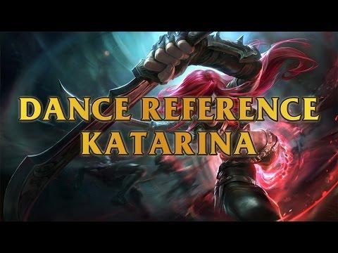 Katarina Dance Reference - Napoleon Dynamite Dance