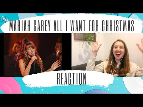 Voice Teacher reacts: Mariah Carey All I Want for Christmas  at st john the divine 1994