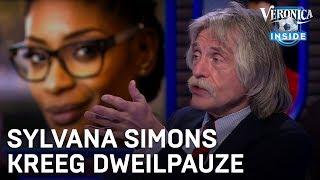 'Sylvana Simons kreeg dweilpauze' | VERONICA INSIDE