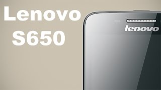 Видео обзор 4.7 дюймового телефона Lenovo S650(Вашему вниманию предлагается русскоязычный видео обзор стильного и тонкого, всего 8.7 мм, смартфона Lenovo..., 2014-07-29T09:10:47.000Z)